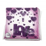 Love Napkin Tissue (Small)
