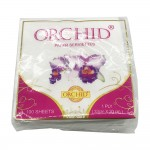 Orchid Napkin Tissue 100's