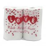 Love Bathroom Tissue 2Roll