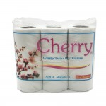 Cherry Bathroom Tissue 2ply 6Roll