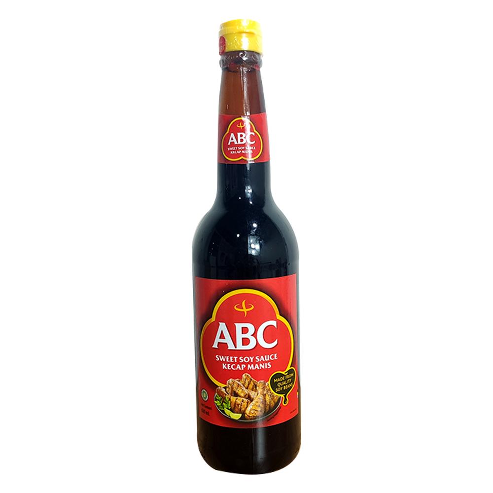 ABC Sweet Soy Sauce Kecap Mains 620ml