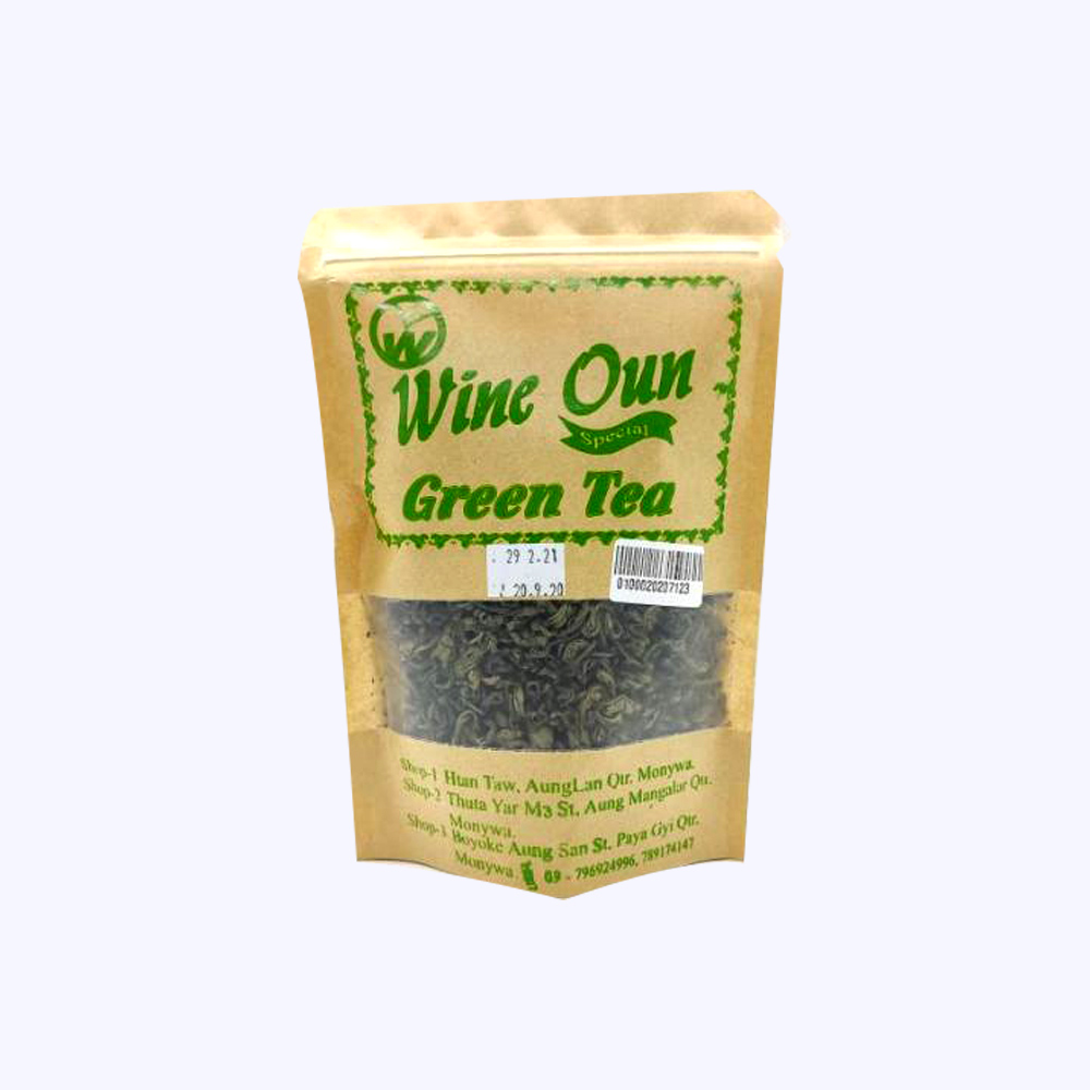 Wine Owne Special Green Tea